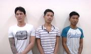 Đồng Nai bắt 3 nghi phạm dùng súng cướp 27 tấn hàng