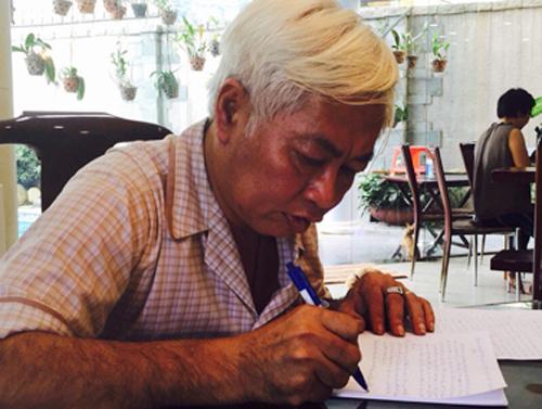 Ông Trần Phương Bình viết thư xin lỗi khách hàng, cổ đông vào năm 2015, vài ngày sau khi bị đình chỉ chức vụ.