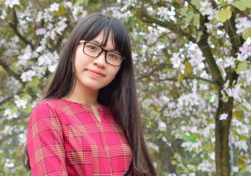 Nữ sinh Hải Phòng nhận học bổng từ 9 đại học Mỹ