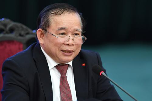 Giáo sư Bùi Văn Ga, Chủ tịch Hội đồng chức danh giáo sư nhà nước, nguyên Thứ trưởng Bộ Giáo dục và Đào tạo.