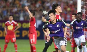 Hà Nội 5-0 HAGL(Đá bù vòng 1 - V.League 2018)