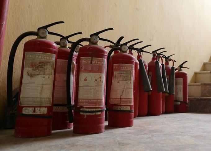 Những vi phạm phòng cháy phổ biến ở nhà tái định cư Hà Nội