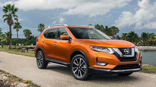 Nissan Rogue (X-Trail).
