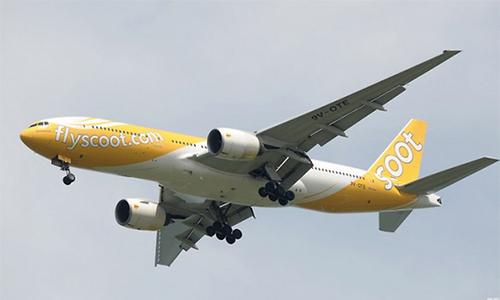 Máy bay chở khách Singapore quay đầu vì bị dọa bom