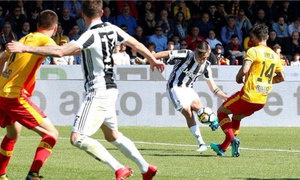 Benevento 2-4 Juventus(Vòng 31 - Serie A 2017/18)