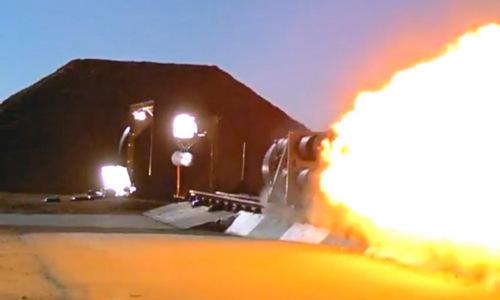 Màn thử nghiệm phá hủy tên lửa xuyên lục địa của quân đội Mỹ