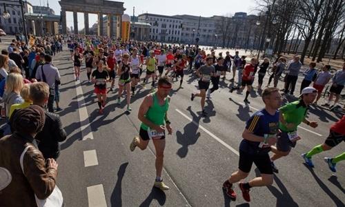 Đức phá âm mưu đâm dao cuộc thi chạy ở Berlin