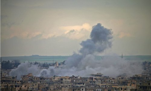 Người Iran chết trong trận không kích căn cứ quân sự Syria