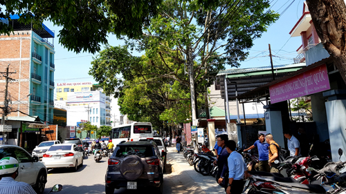 Giá đất Phú Quốc tăng theo giờ