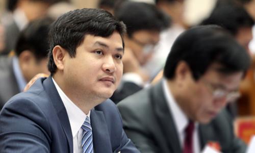 Ông Lê Phước Hoài Bảo xuống làm chuyên viên Sở Kế hoạch