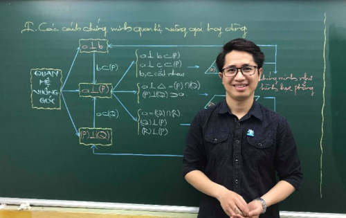 Chàng kĩ sư IT bỏ nghề đi dạy học trực tuyến