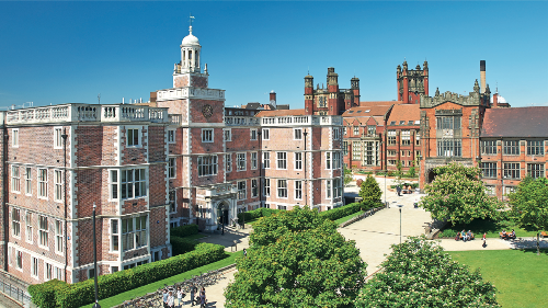Newcastle là một trong những trường đại học lâu đời và danh tiếng tại Vương quốc Anh.