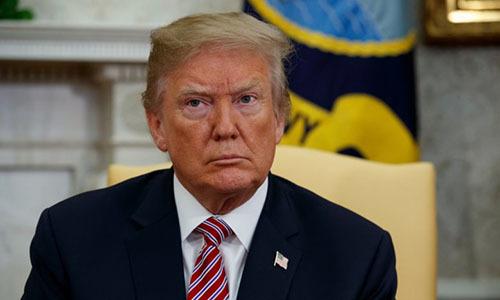 Trump mập mờ về thời điểm không kích Syria