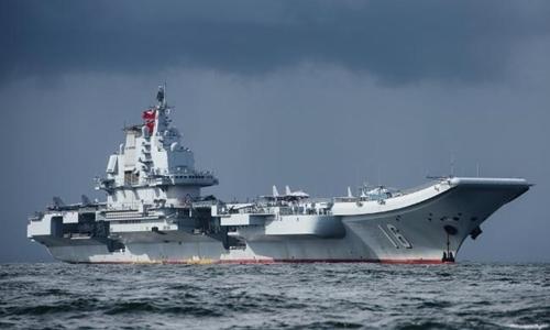 Trung Quốc sẽ tập trận bắn đạn thật ở eo biển Đài Loan