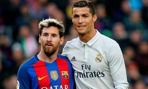 Ronaldo và Messi lọt vào danh sách 5 bàn đẹp vòng 31 La Liga