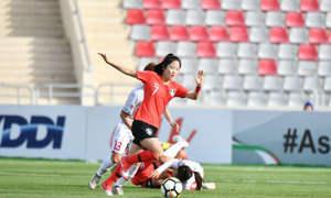 Hàn Quốc 4-0 Việt Nam(bảng B - Asian Cup 2018)