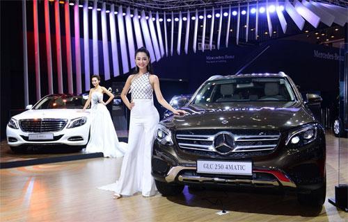GLC là SUV hạng sang bán chạy nhất Việt Nam.