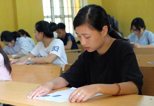 Nhiều đại học, cao đẳng đào tạo ngành giáo viên trong cả nước hạ chỉ tiêu tuyển sinh năm 2018. Ảnh minh họa: Quỳnh Trang.