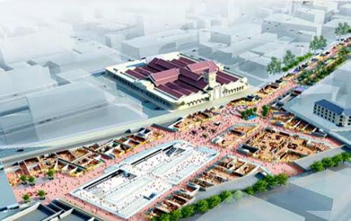 quy hoach khong gian ngam 5753 1614 6010 1523677160 TP HCM muốn xây dựng đô thị dưới lòng đất