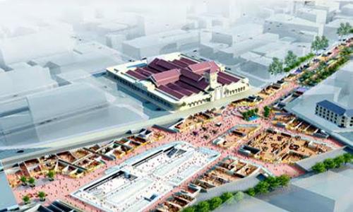TP HCM muốn xây dựng đô thị dưới lòng đất