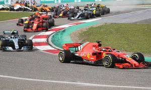 Ricciardo về nhất GP Trung Quốc