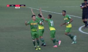 Cần Thơ 3-3 SLNA(Vòng 5 - V.League 2018)