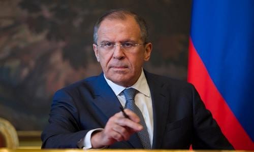 Ngoại trưởng Nga Sergei Lavrov. Ảnh: AP.
