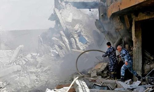 Cơ sở khoa học bị tấn công ở Syria phủ nhận sản xuất vũ khí độc hại
