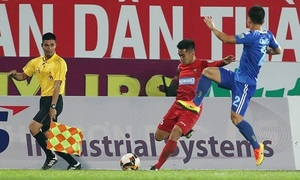 Hải Phòng 0-2 Quảng Nam(Vòng 5 - V.League 2018)