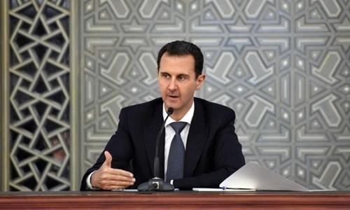 """Tổng thống Syria gọi cuộc tấn công của Mỹ là """"hành động gây hấn"""""""