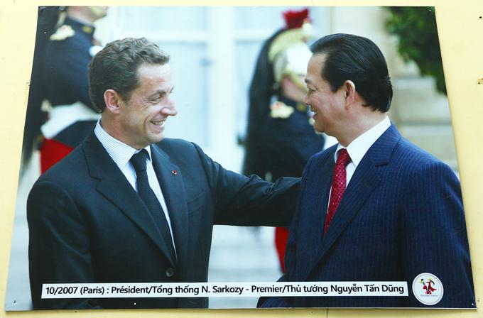 Những dấu ấn trong 45 năm quan hệ Việt - Pháp qua ảnh triển lãm