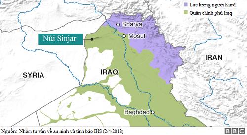 Cuộc trốn chạy khỏi IS giá 90.000 USD của gia đình người Iraq - ảnh 2