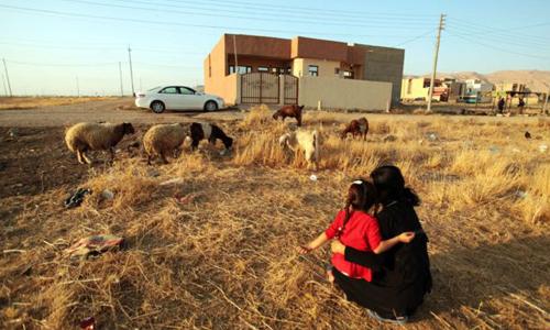 Cuộc trốn chạy khỏi IS giá 90.000 USD của gia đình người Iraq - ảnh 4