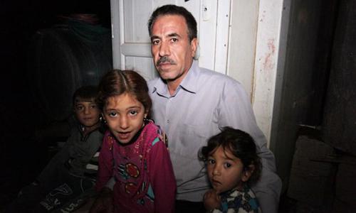 Cuộc trốn chạy khỏi IS giá 90.000 USD của gia đình người Iraq - ảnh 1