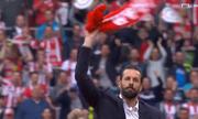 Van Nistelrooy phấn khích trong lễ đăng quang của PSV