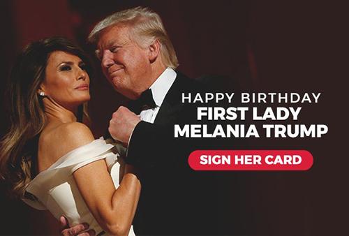 Trump ca ngợi vợ xinh đẹp, xuất chúng - ảnh 1