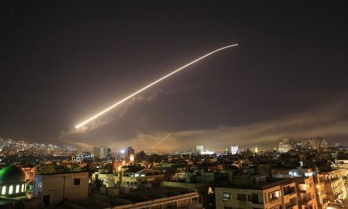 Lầu Năm Góc từng trình Trump kế hoạch tấn công cơ sở Nga ở Syria