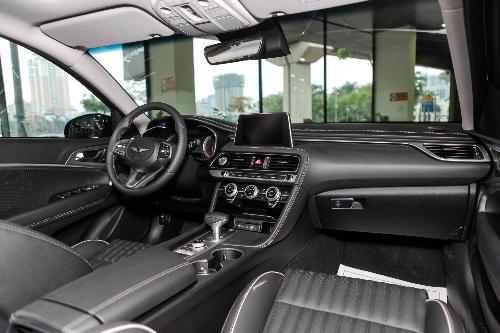 Genesis G70 giá 1,7 tỷ đồng - xe sang Hàn Quốc thách thức Mercedes C-Class - 11