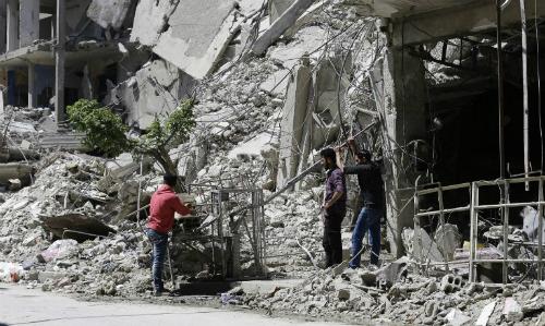 Tổ chức quốc tế điều tra cáo buộc Syria tấn công hóa học như thế nào? - ảnh 1