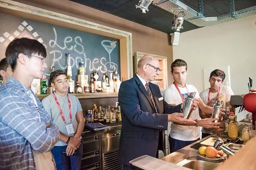 Du học Thụy Sĩ ngành quản trị khách sạn, tổ chức sự kiện - ảnh 2