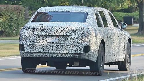Tên gọi The Beast nhiều khả năng vẫn được sử dụng lại cho chiếc xe chuyên dụng mới. Ảnh: Foxnews.