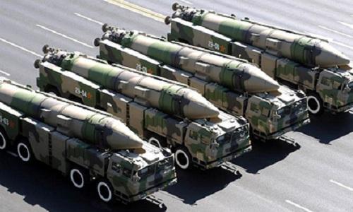 Trung Quốc biên chế tên lửa đạn đạo hạt nhân mới - ảnh 2