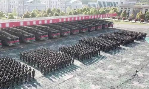 Trung Quốc biên chế tên lửa đạn đạo hạt nhân mới - ảnh 1