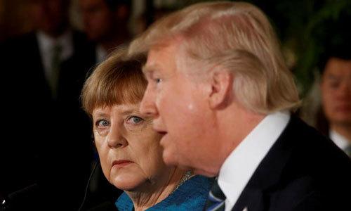 Lý do Đức từ chối tham gia liên minh không kích Syria