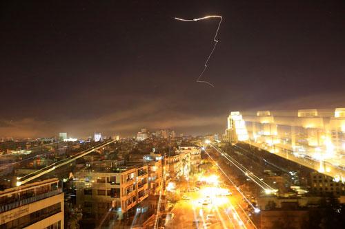 Tranh cãi quanh tuyên bố Syria hạ 71 tên lửa liên quân Mỹ - ảnh 2