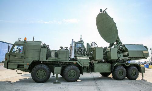 Lá chắn điện tử giúp Nga đối phó đòn không kích Syria tiềm tàng - ảnh 3