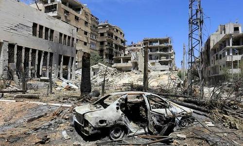 Pháp lo bằng chứng tấn công hóa học tại Syria bị biến mất - ảnh 1