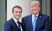 'Mối tình' Mỹ - Anh - Pháp đằng sau đòn không kích Syria
