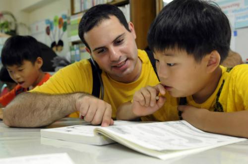 Học sớm hay muộn không quan trọng bằng học gì và học như thế nào. Ảnh: Korea Bizwire