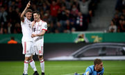 Bayer Leverkusen 2–6 Bayern Munich(Bán kết Cúp QG Đức 2017/18)